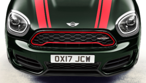 Mini Countryman JCW Photos