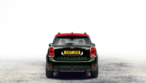 Mini Countryman JCW Pictures