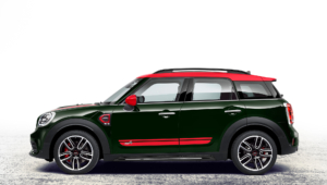 Mini Countryman JCW Wallpaper