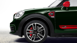 Mini Countryman JCW Widescreen