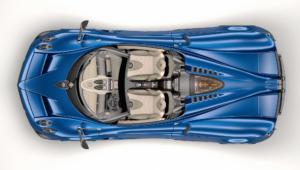 Pagani Huayra Roadster Computer Wallpaper