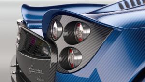 Pagani Huayra Roadster HD Wallpaper