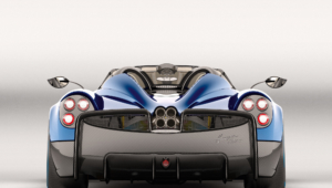 Pagani Huayra Roadster Photos