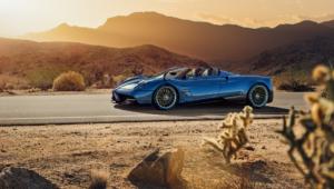 Pagani Huayra Roadster Wallpapers