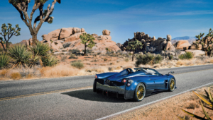 Pagani Huayra Roadster Wallpapers HD