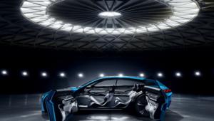Peugeot Instinct Images