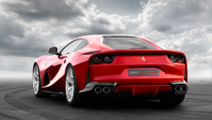 Pictures Of Ferrari 812 Superfast