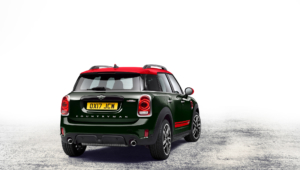 Pictures Of Mini Countryman JCW