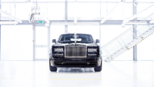Rolls Royce Phantom 2018 Wallpapers