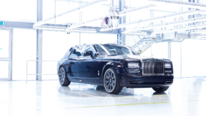 Rolls Royce Phantom 2018 Wallpapers HD