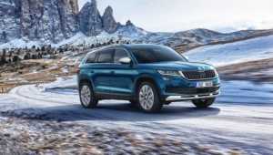 Skoda Kodiaq Scout Wallpapers