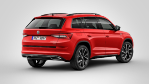 Skoda Kodiaq Sportline Wallpapers HD