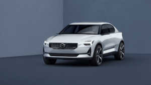 Volvo XC40 Computer Wallpaper