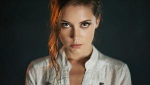 Xenia Kokoreva Hairstyle