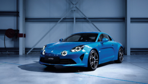 Alpine A110 Wallpapers