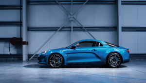 Alpine A110 Wallpapers HD