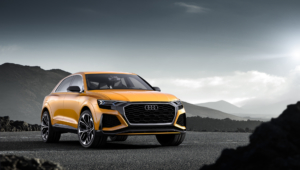 Audi Q8 Sport Wallpapers
