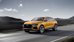 Audi Q8 Sport Wallpapers HD