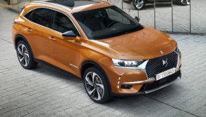 DS 7 Crossback Wallpaper