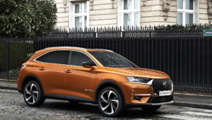 DS 7 Crossback Wallpapers HD