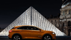 DS 7 Crossback Widescreen