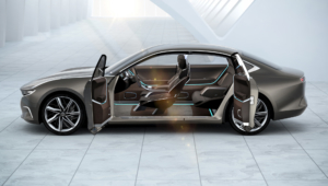 Hybrid Kinetic H600 By Pininfarina High Definition Wallpapers