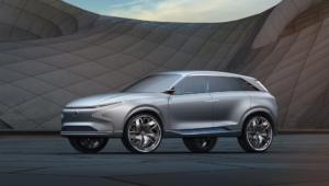 Hyundai FE Fuel Cell Photos