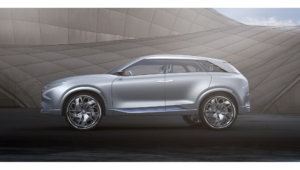 Hyundai FE Fuel Cell Pictures
