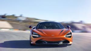 McLaren 720S HD Desktop