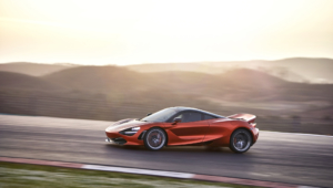 McLaren 720S For Desktop