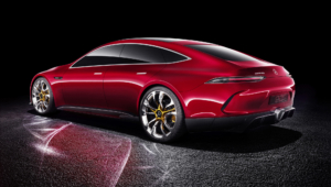 Mercedes AMG GT Concept High Quality Wallpapers
