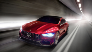 Mercedes AMG GT Concept Wallpapers