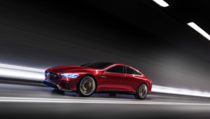Mercedes AMG GT Concept Wallpapers HD