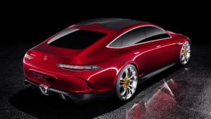 Mercedes AMG GT Concept Widescreen