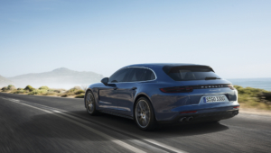 Pictures Of Porsche Panamera Sport Turismo