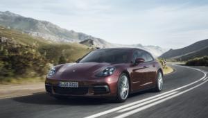 Porsche Panamera Sport Turismo Wallpapers HD