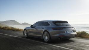 Porsche Panamera Sport Turismo Widescreen