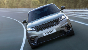 Range Rover Velar HD Background