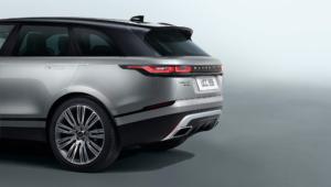 Range Rover Velar Widescreen