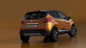 Renault Captur Wallpaper