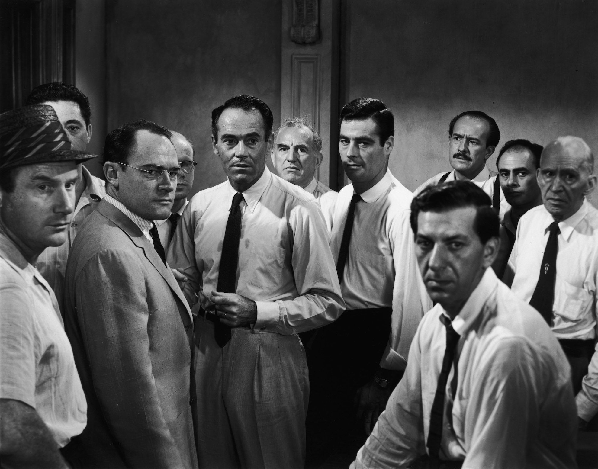 the united states jury system in the story 12 angry men by reginald rose