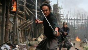 13 Assassins HD Background