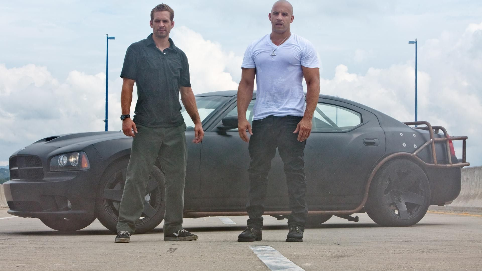 2 Fast 2 Furious HD Wallpaper