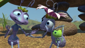 A Bug's Life HD Desktop