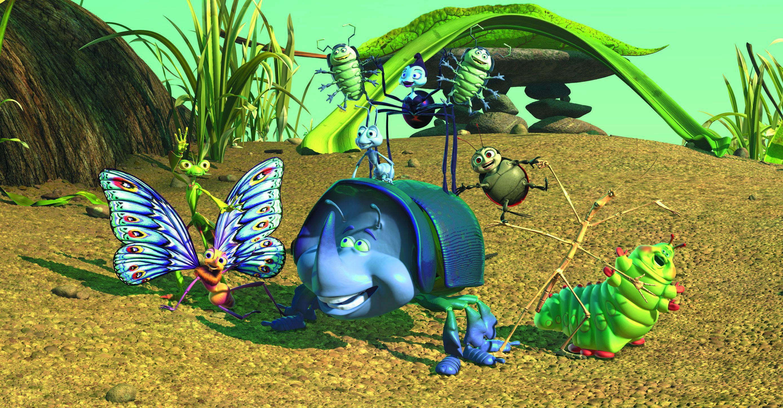 A Bug's Life HD Wallpaper