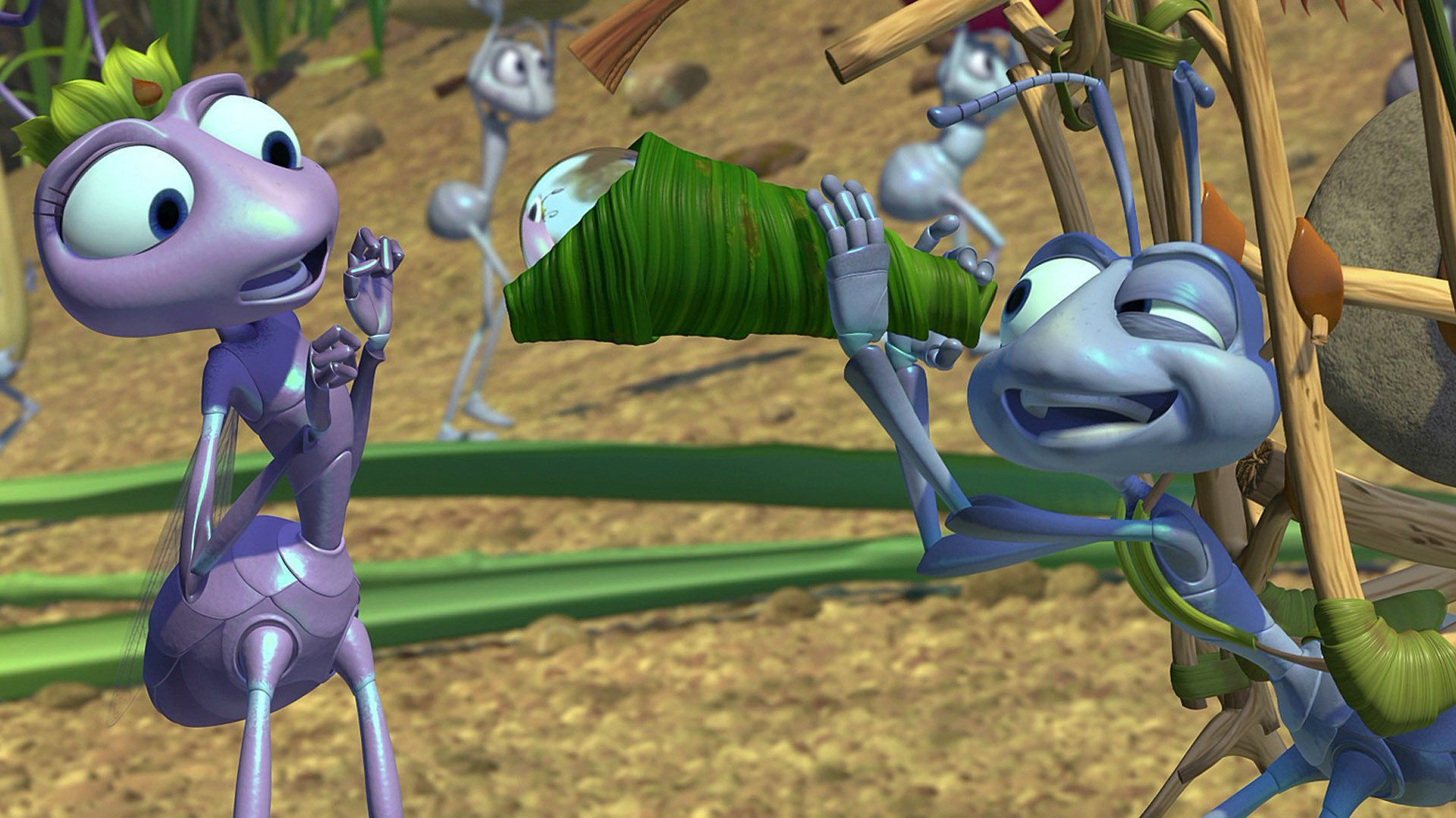 a bugs life This feature is not available right now please try again later.