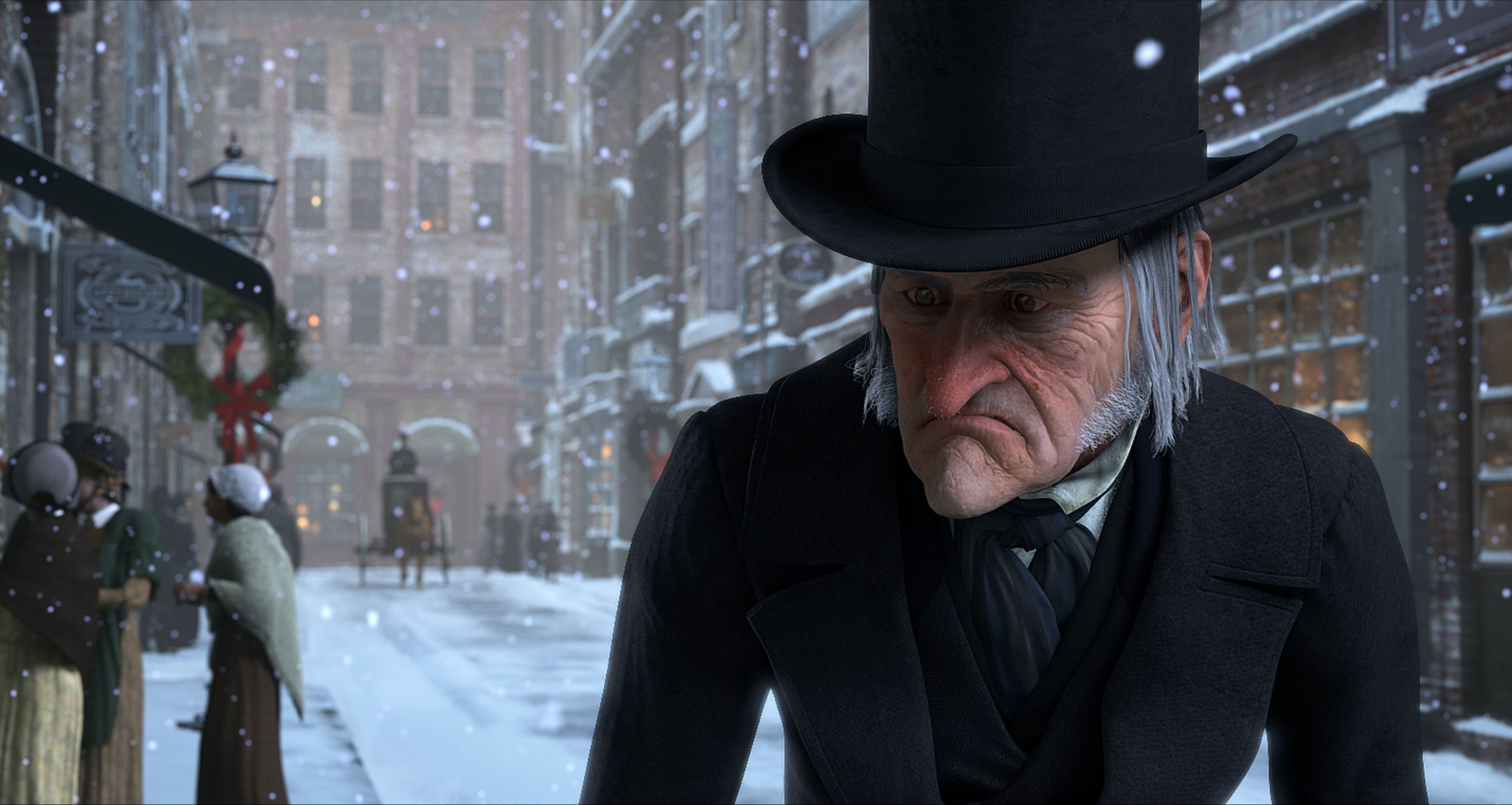 the misery of main characters in elliots silas marnero and dickens christmas carol