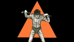 A Clockwork Orange Computer Wallpaper