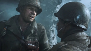 Call Of Duty WWII Pictures