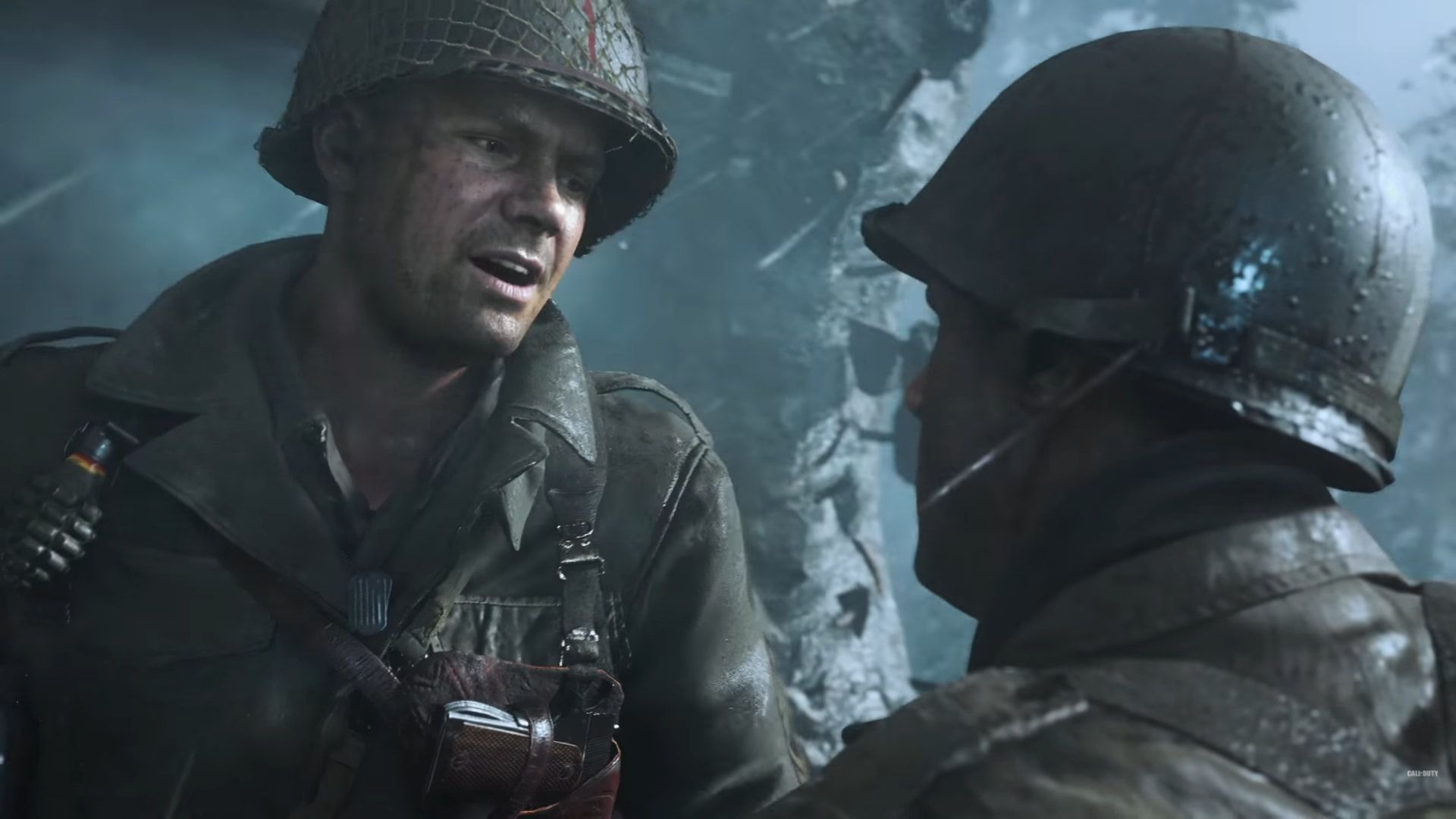 Call Of Duty Wwii Wallpaper: Call Of Duty WWII Wallpapers Images Photos Pictures